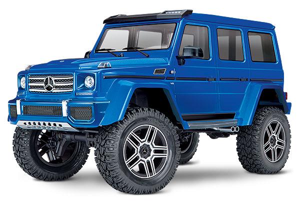 TRX-4 Mercedes-Benz G 500 4x4²