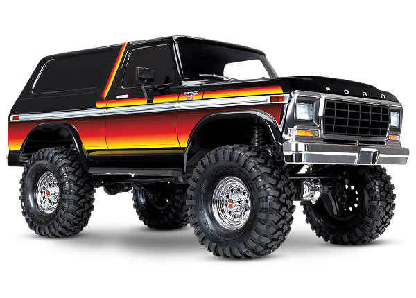 1979 Ford Bronco XLT (#82046-4)